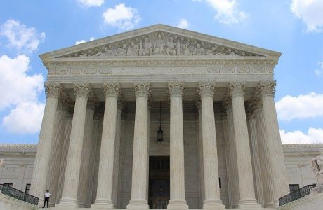 ניקסון, ברגר ובית המשפט
